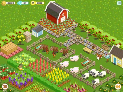 Farm Story By Teamlava Farm Fun Really Fun Games Farm