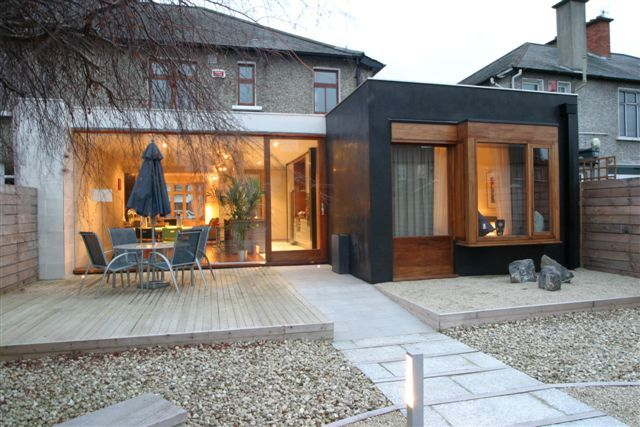 A single storey extension to a dwelling in terenure for Kitchen ideas dublin