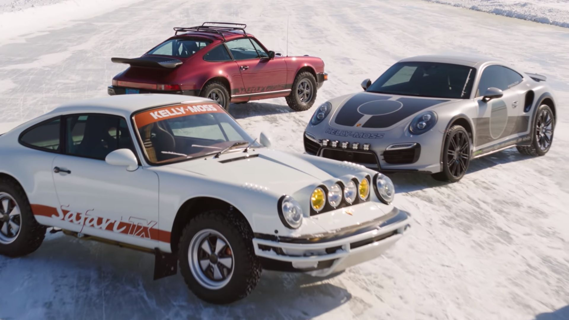 This Video Is Proof That Safari Spec Porsche 911s Have A Place In This World Top Speed In 2020 Porsche Super Cars Paris Dakar Rally