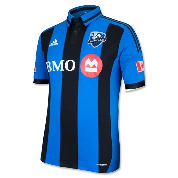huge discount e17f1 ea545 Montreal Impact 2013 Authentic Third Soccer Jersey $119.99 ...