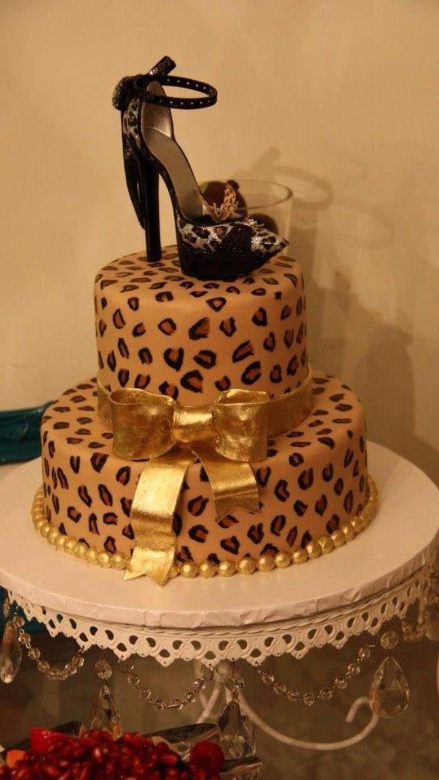 Leopard print and heels <3