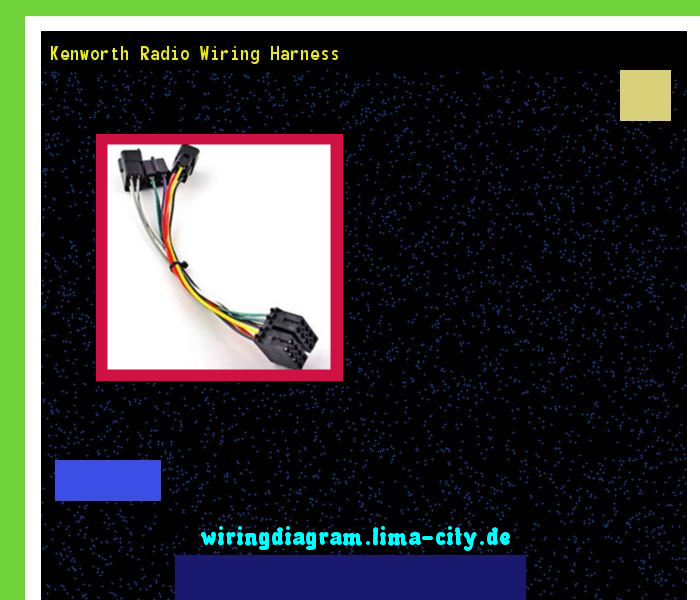 Kenworth Radio Wiring Harness Wiring Diagram 185958 Amazing Wiring Diagram Collection Kenworth Radio Wire