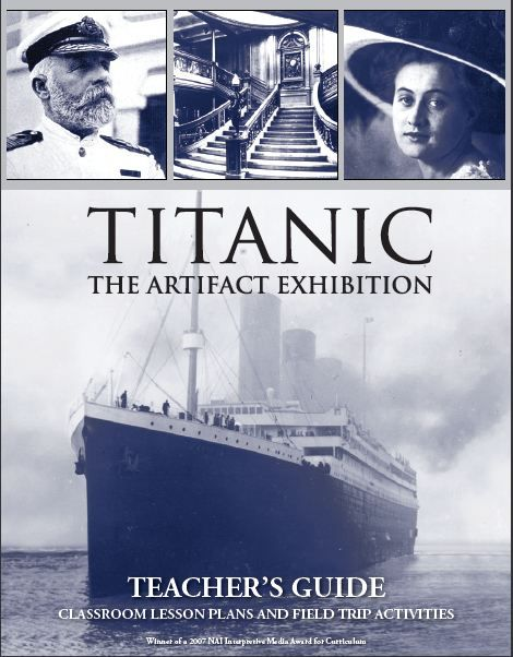 Pin By Lori Brooks Klima On Titanic For Kids Educational Resources Social Studies Middle School Homeschool Social Studies Classroom Lesson Plans