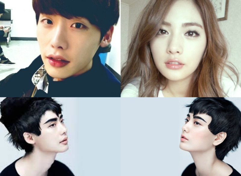 Top Korean Celebrity Look Alikes Continued P S Generation And More