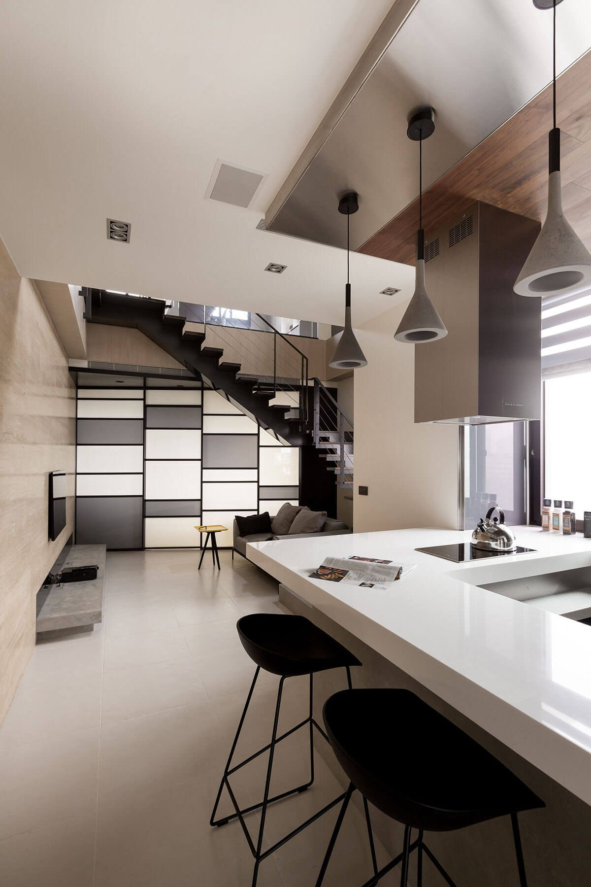 Lo Residence by LGCA DESIGN | home planning | Pinterest