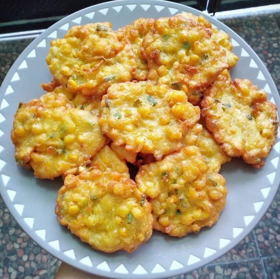 Resep Bakwan Jagung Manis Enak Dan Sederhana Iniresep Com Resep Resep Resep Masakan Asia Masakan