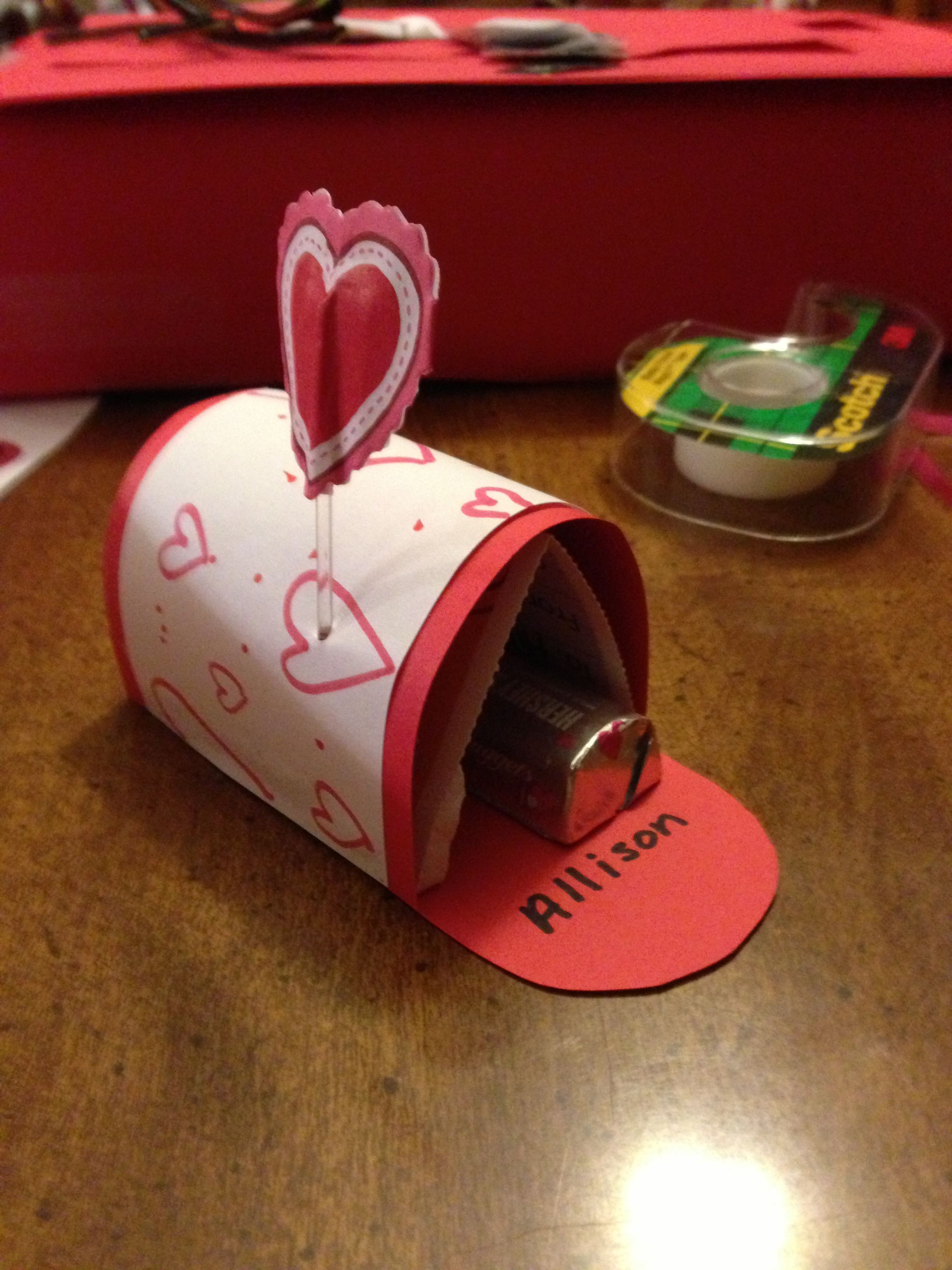 Valentines Mail Boxes