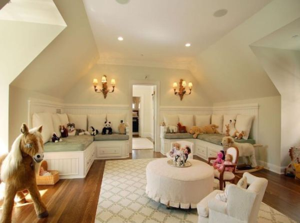 Wonderful Five Kidsu0027 Playroom Ideas To Inspire Amazing Design