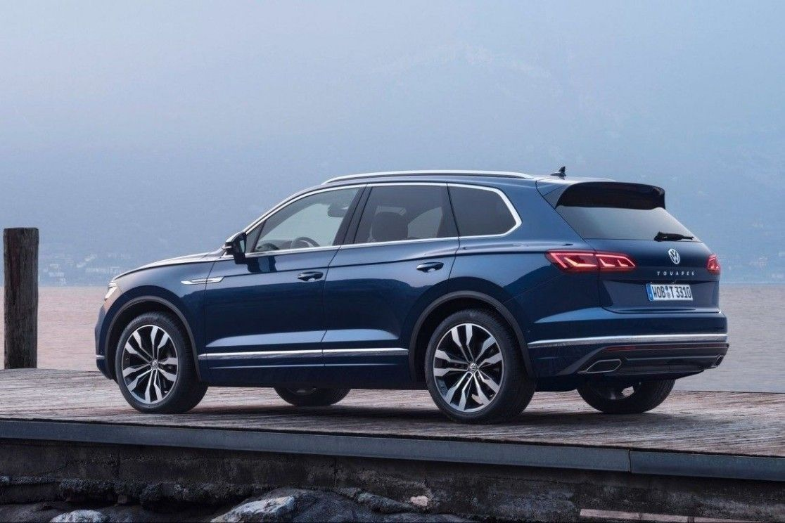 2020 Vw Touareg Tdi Price And Release Date Volkswagen