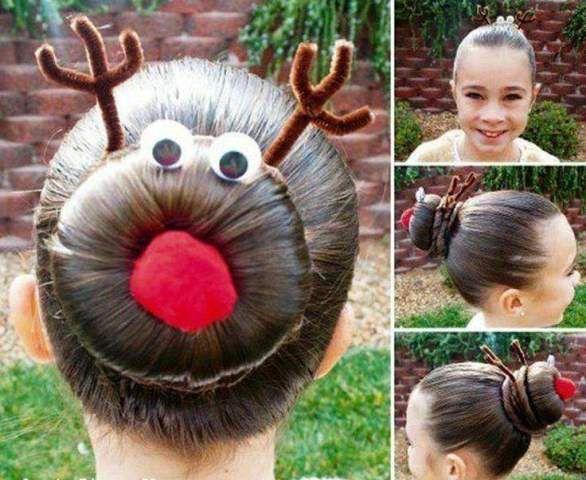 Surprising Photo Source Princesspiggies Blogspot Com Holidays Pinterest Hairstyles For Men Maxibearus