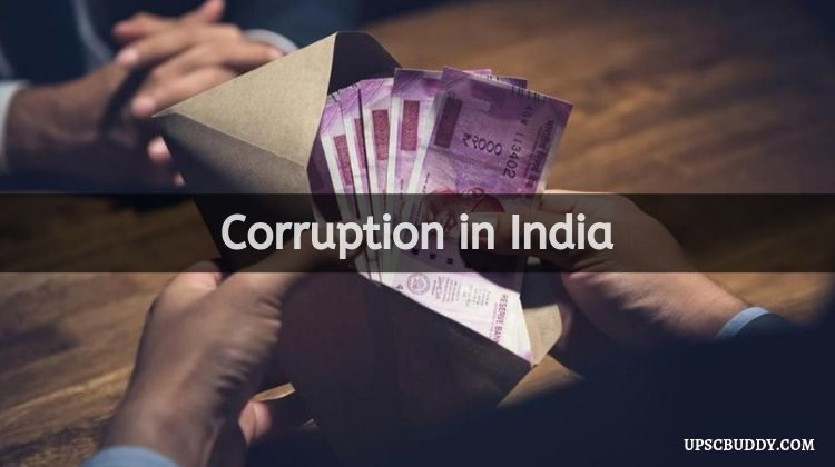 corruption in india essay for upsc preparation