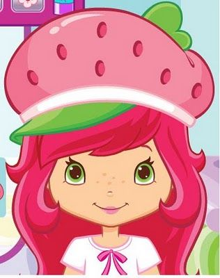 Atelie Coloriz Strawberry Shortcake Collection Pictures