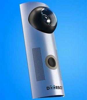 DoorBot Wi-Fi doorbell camera lets you see visitors on your smartphone | Digital Trends & DoorBot Wi-Fi doorbell camera lets you see visitors on your ...