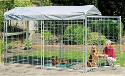 Doc Bob Professional Kennel 10 Ft L X 5 Ft W X 6 Ft H Tractor Supply Online Store Lucky Dog Kennel Dog Kennel Panels Dog Kennel