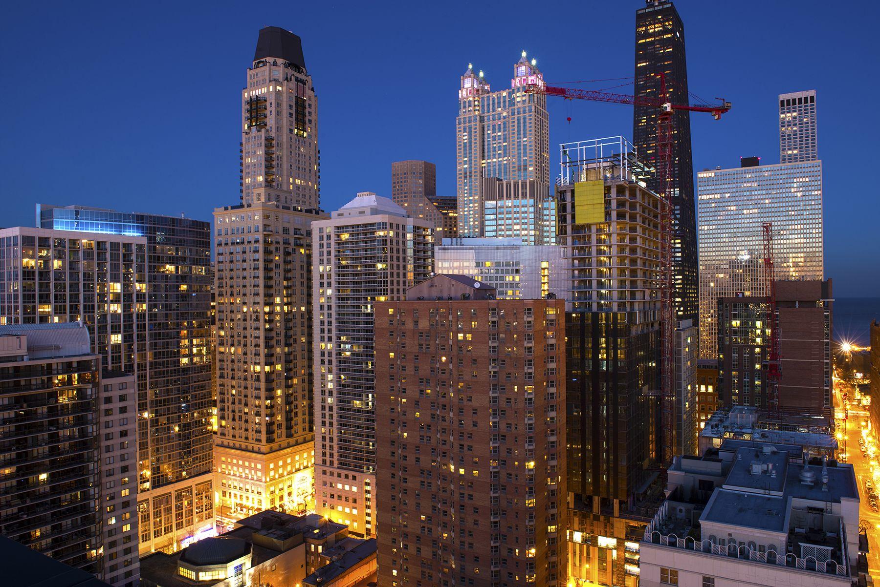 55 West Chestnut | Chicago apartment, Gold coast, Chicago