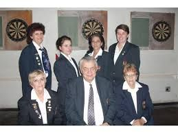 our team of ladies that went to s.a. darts championships 2014 held in Cape Town