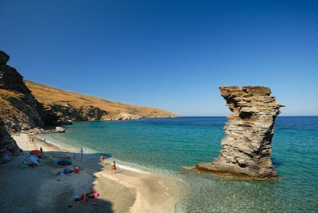 Korthio, Andros, Greece