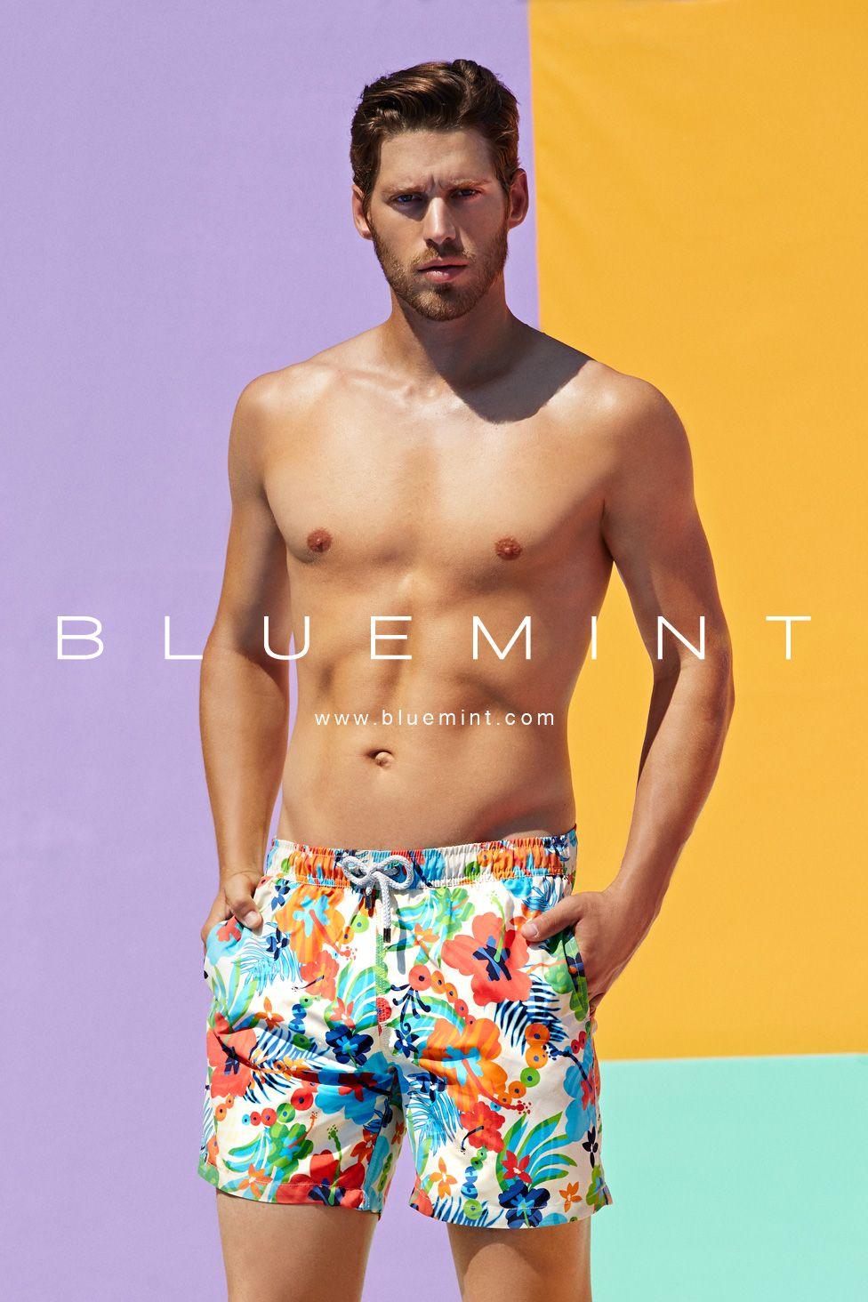 1455ac41f6 #Bluemint ss14 campaign #summer Style Men, Men's Style, Male Models, Swim