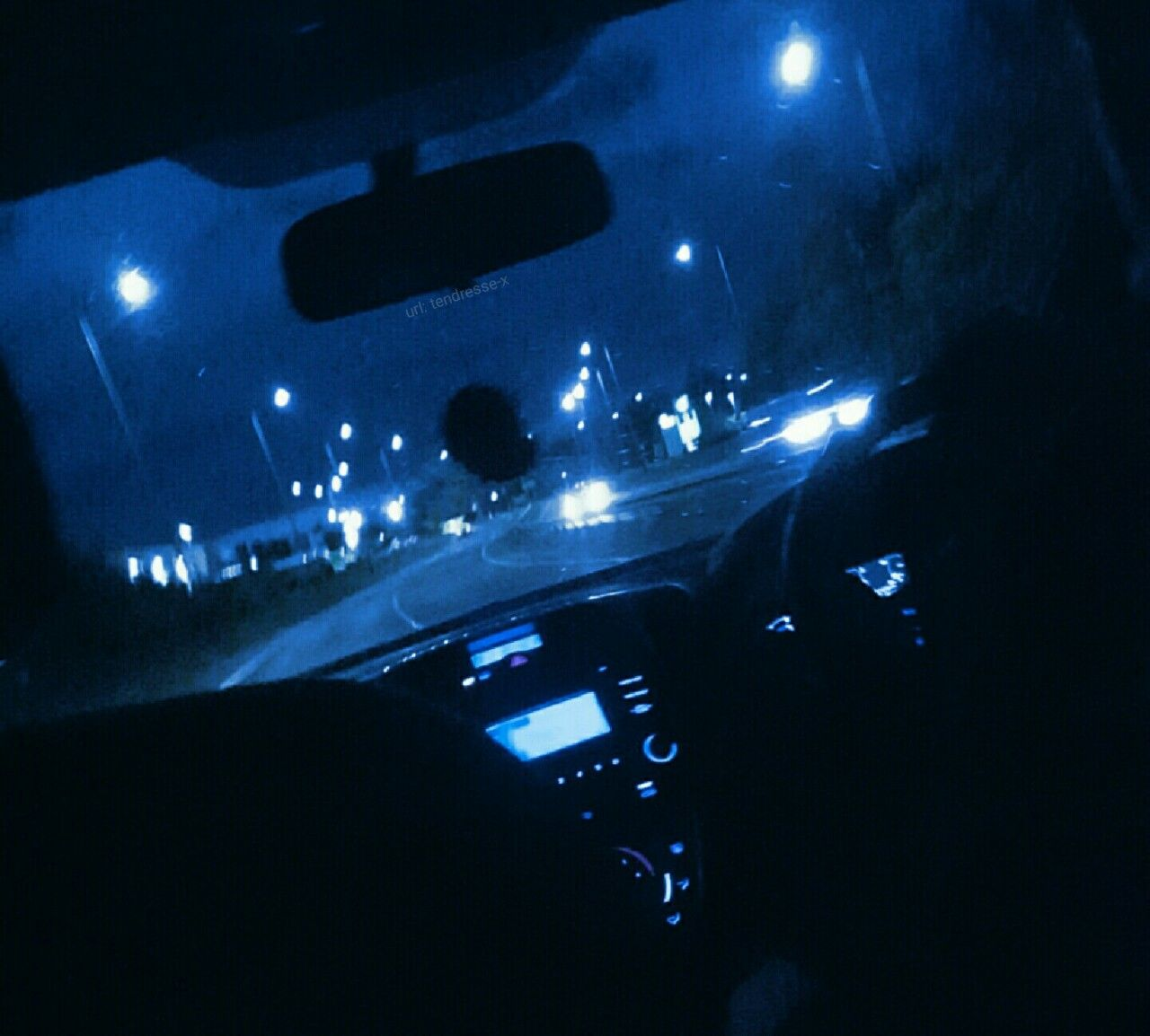 Night Drive Tumblr