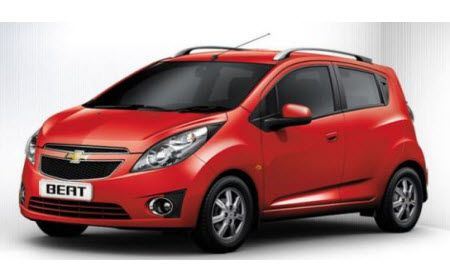Chevrolet Beat Diesel Car Details Engine Power Transmission