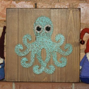 String Wall Art best wood wall art nursery products on wanelo | for my kids