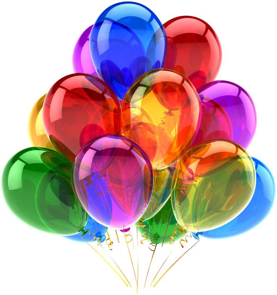 HAPPY SHINY BALLOONS