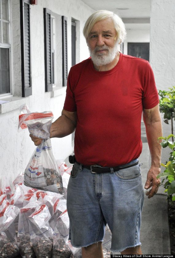 Rick Snyder, a 69-year-old resident of Manatee County, Florida, refused to sit still after he retired. Instead, he tended to one of his passions outside of work: caring for the feral cats living throughout his community.