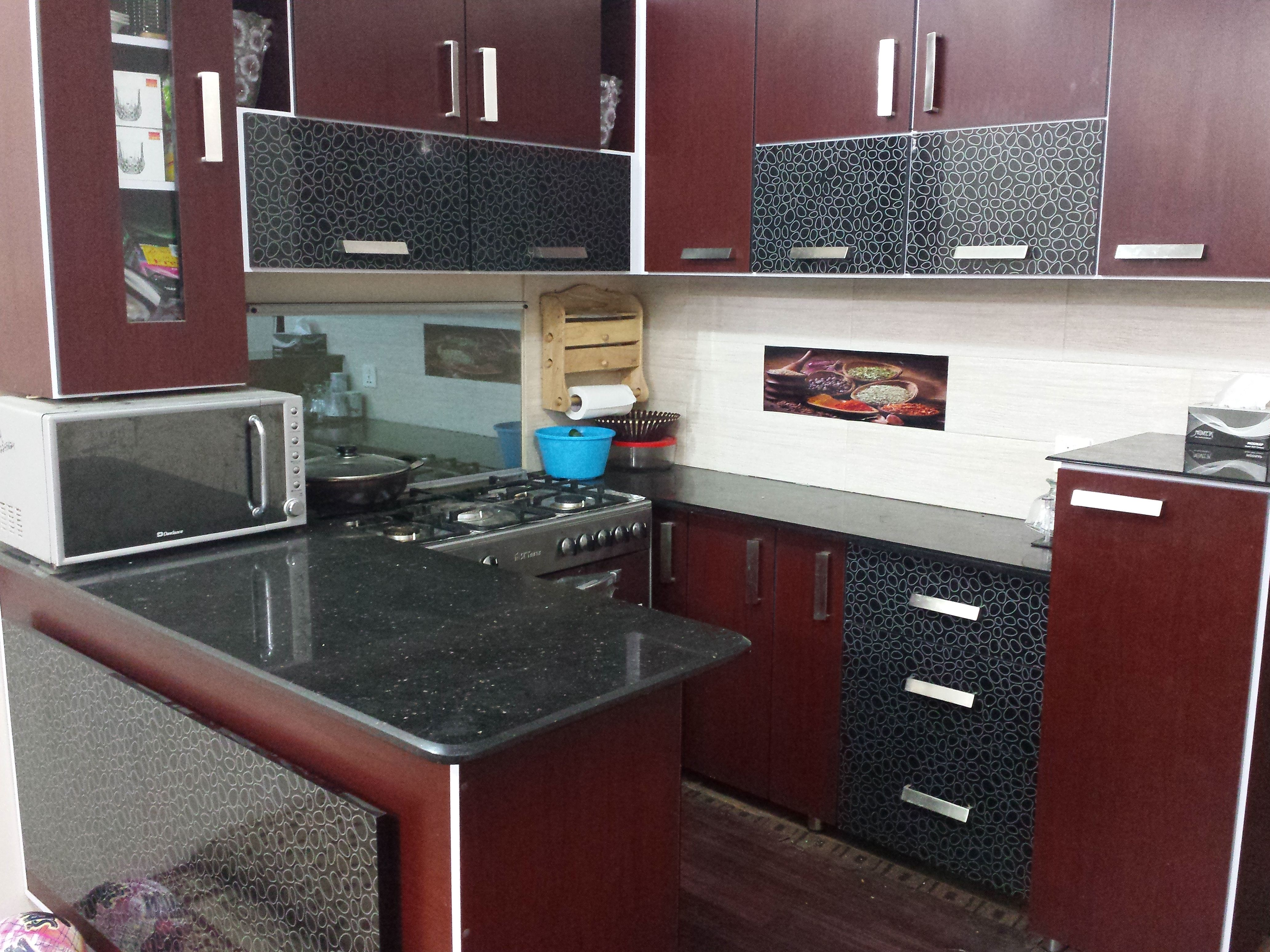 Alhamdulillah My New # Kitchen Is Ready I Love It Amazing New Kitchen Design Photos Decorating Design