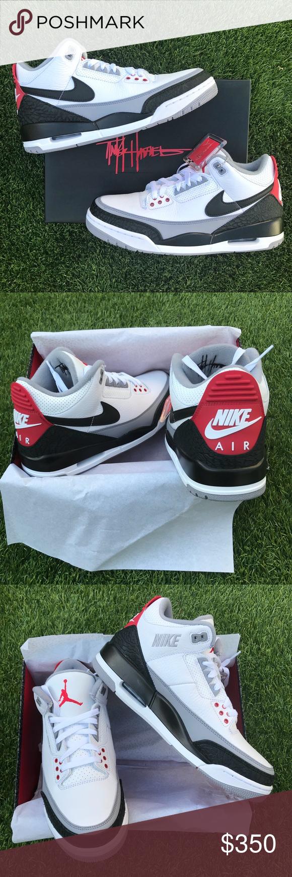 b4d5c8fd08c Air Jordan 3 Retro Tinker Hatfield NRG Brand  Jordan Item name  Air Jordan 3