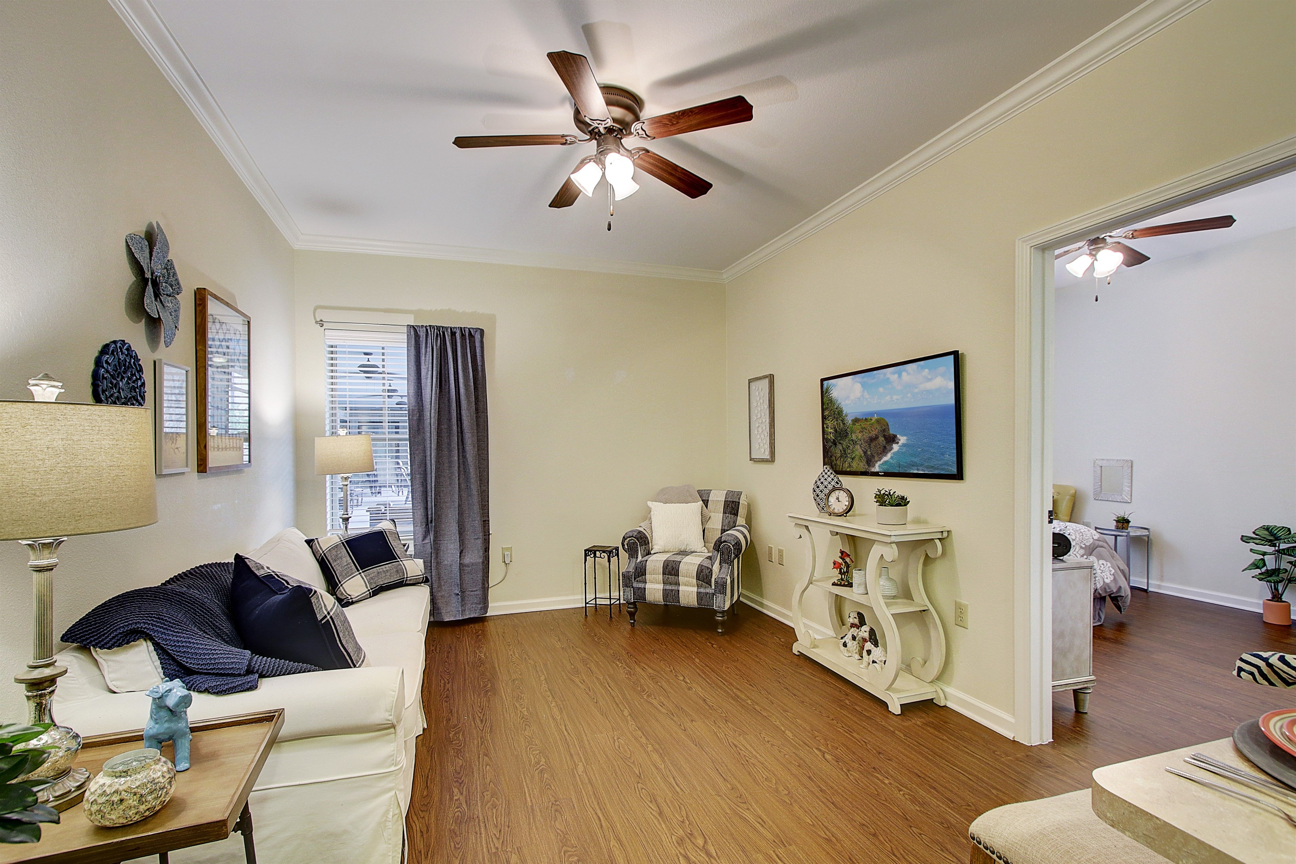 Nestled Within The Peaceful Setting Of Our Beautiful Community Is A Place Where Our Assisted Living And Me Senior Living Floor To Ceiling Windows Cozy Interior