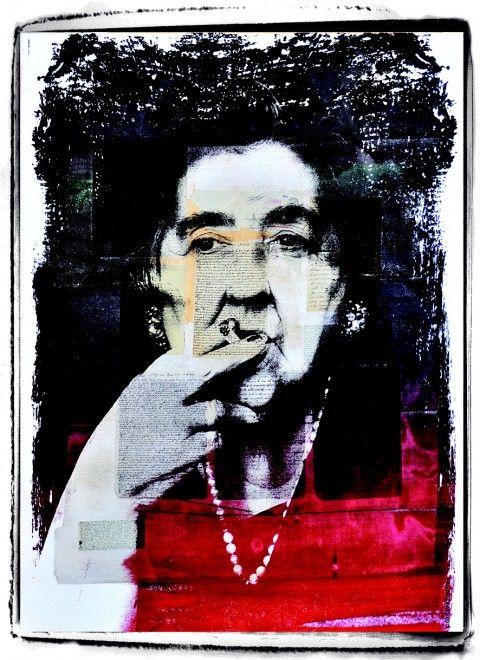 Un racconto intorno ad Alda Merini, attraverso le immagini e le fotografie di Giuliano Grittini. E' un modo per ripercorrere la figura della poetessa e la sua Milano, qualche volta in bianco e nero, altre volte a colori e anche con le rielaborazioni cromatiche che il fotografo e maestro incisore, gr