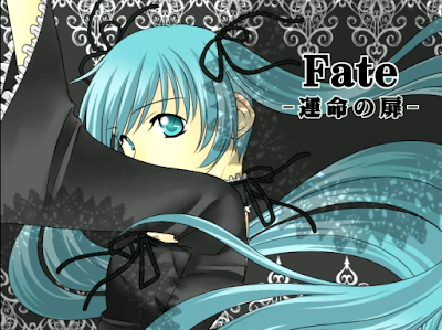 Hatsune Miku Fate Unmei no Tobira (Terjemahan