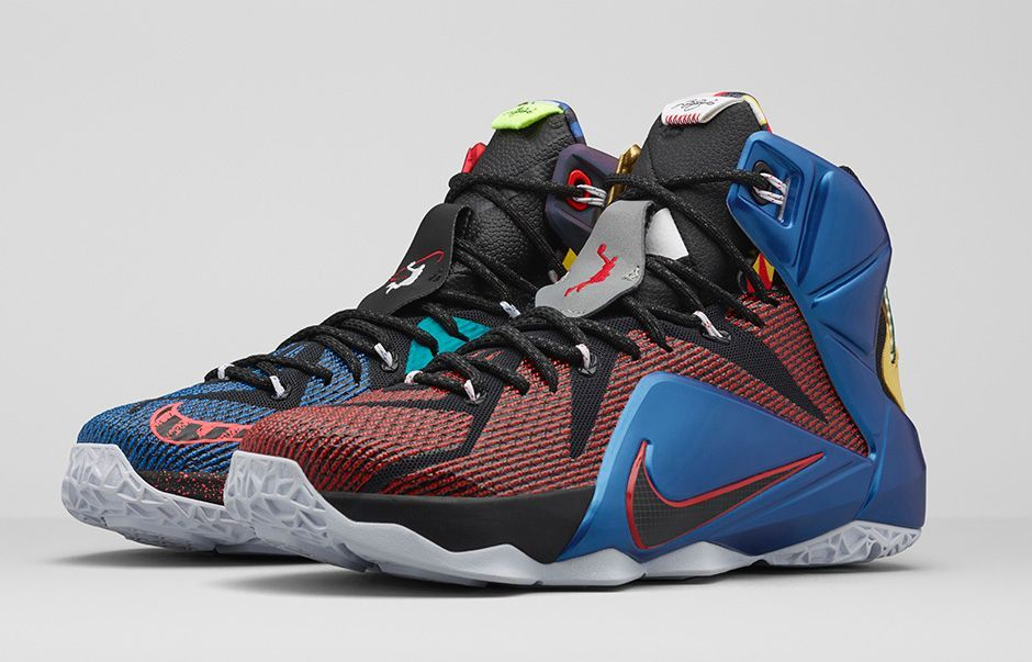 best website 8eb72 e7036 Nike LeBron 12 – What The,  LeBron12  nike  sneaker  Whatthe,  agpos,   sneaker,  sneakers,  sneakerhead,  solecollector,  sneakerfreaker,   nicekicks, ...