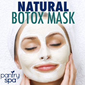 Natural Botox Dr Oz Wrinkle Cure Treatment Botox Mask Beauty