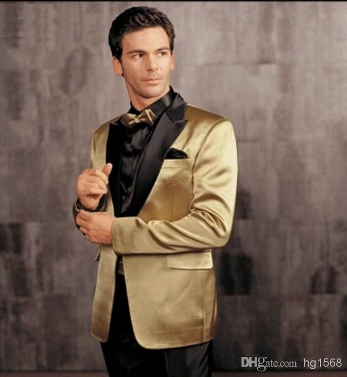 white and gold groom suits - Google Search | Crystal Wedding ...