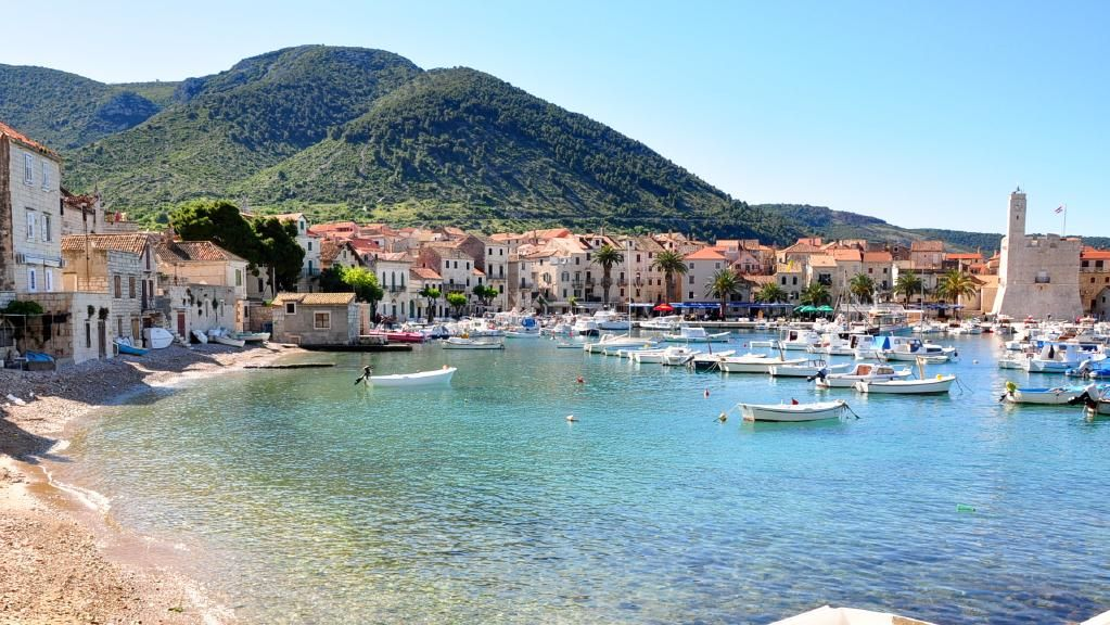 Experience what the Mediterranean used to be like on Vis