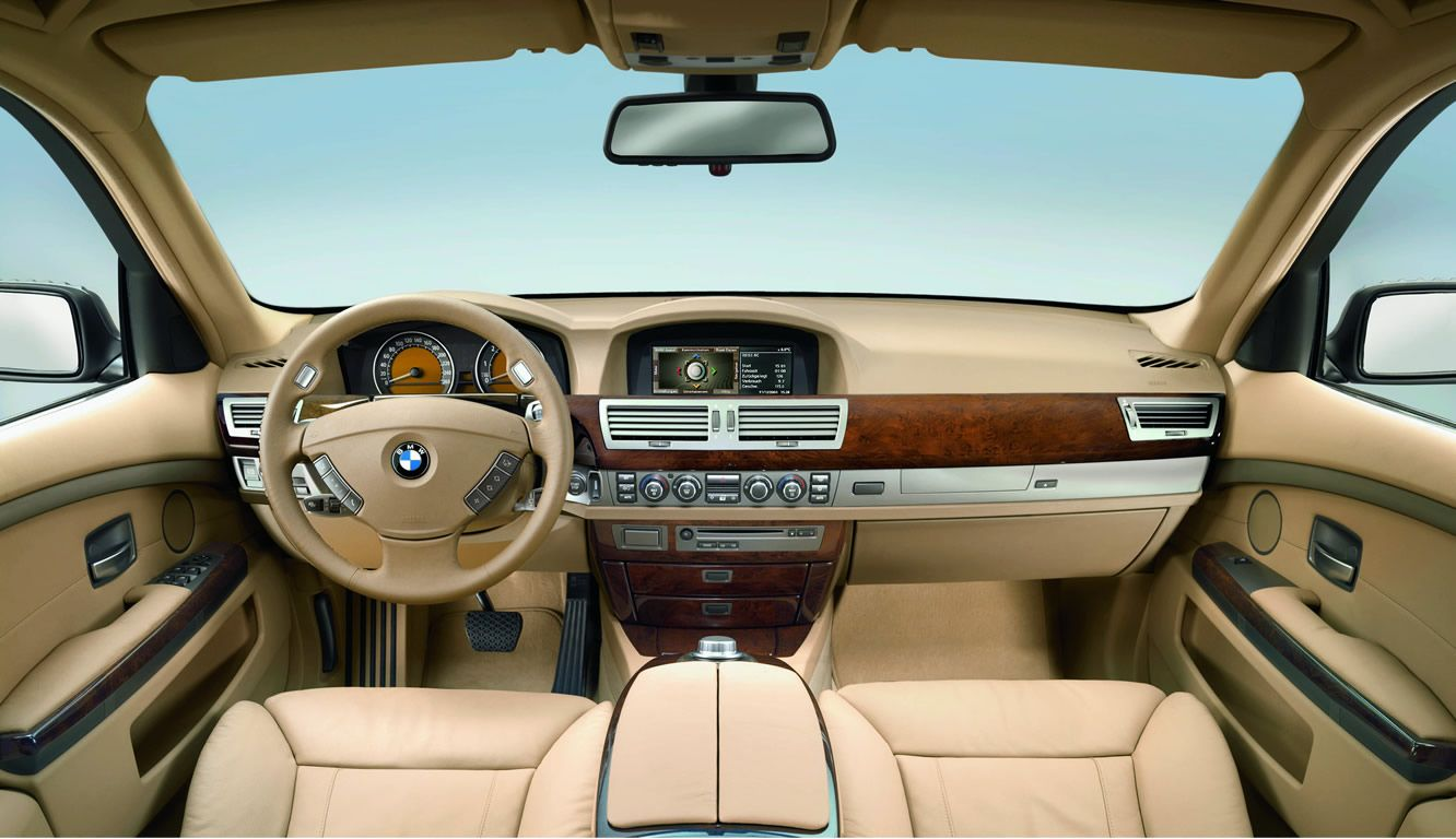 2007 bmw 7 series 760li picture of 2007 bmw 760li for Interieur voiture de luxe