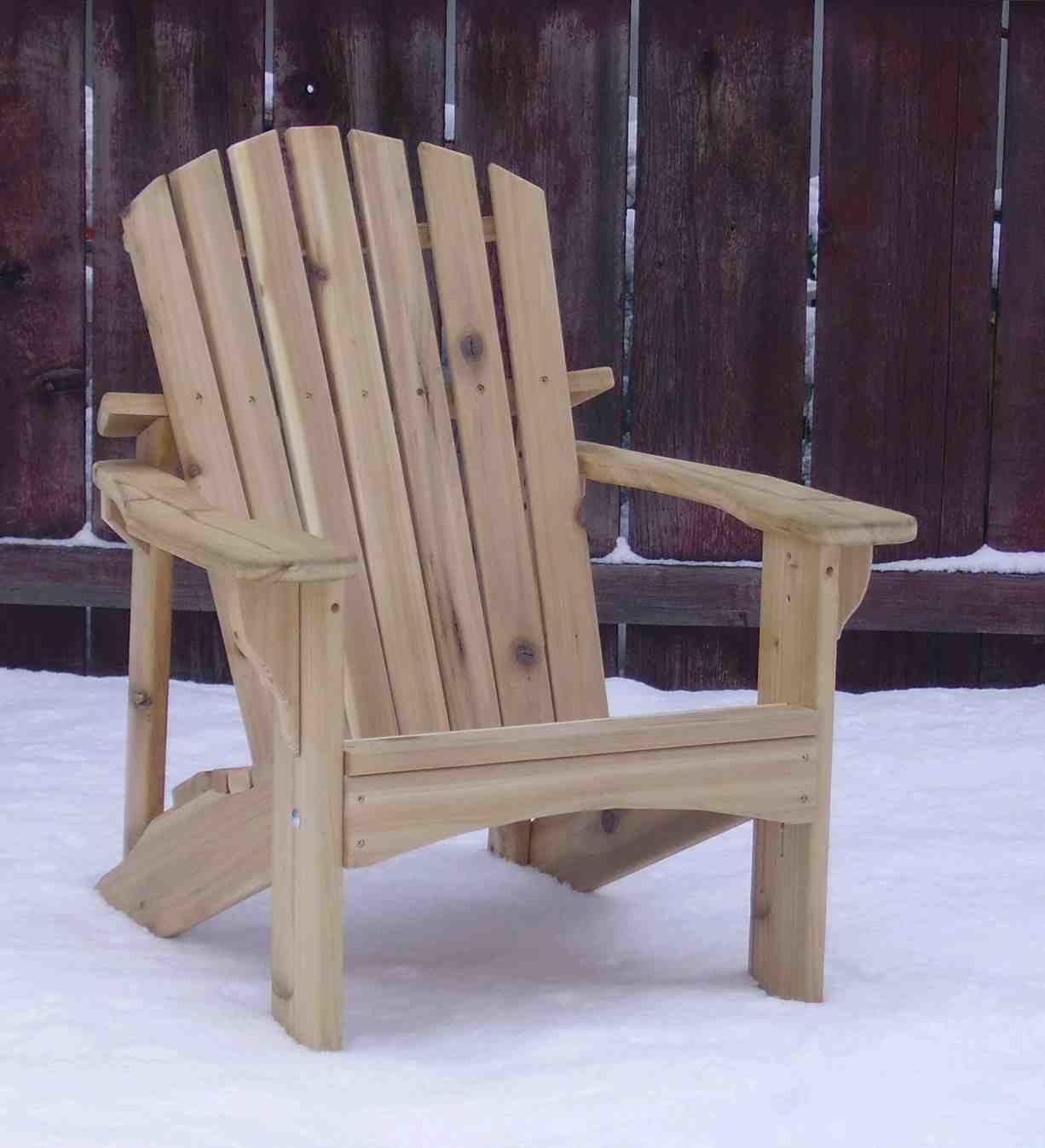 8007 Adirondack Chair SWEETHEART SALE