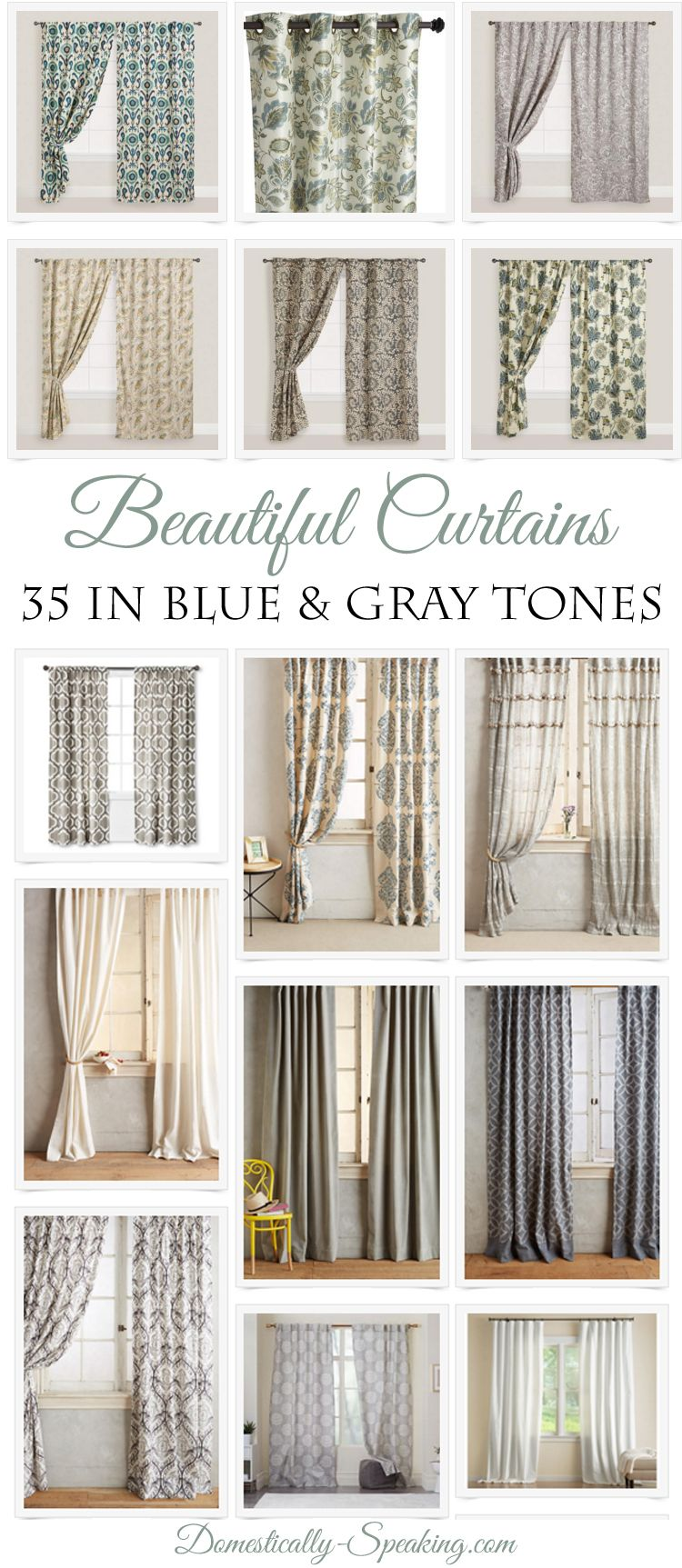 35 beautiful curtains | for the home | curtains, beautiful curtains