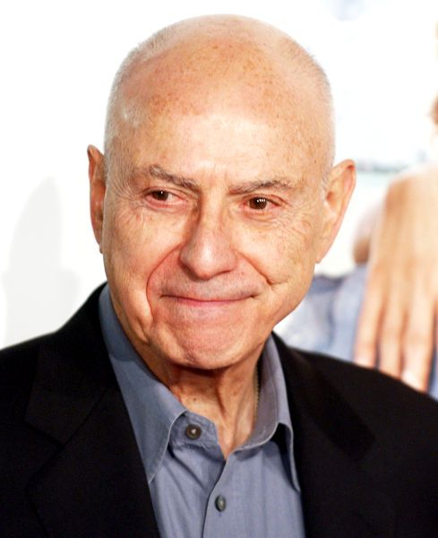 Actor And Director Alan Wolf Arkin Is Known For Starring In Wait