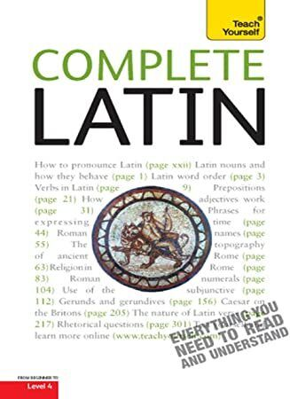 Kindle Complete Latin Teach Yourself Complete Languages