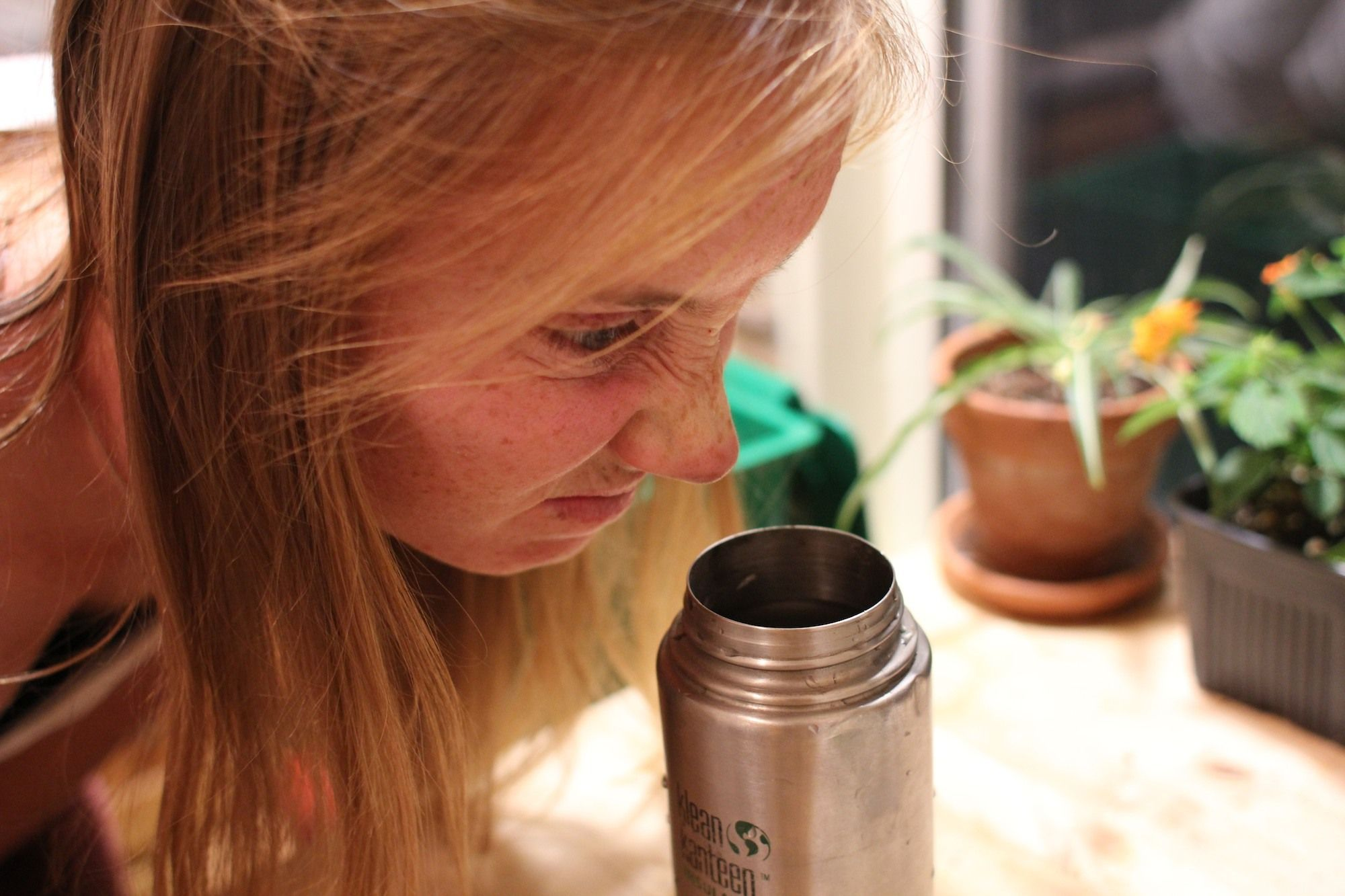 How To Get Smell Out Of Metal Water Bottle