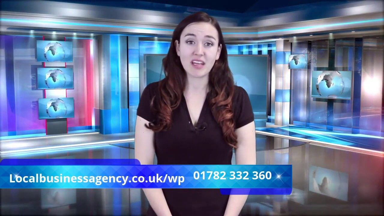 chartered account video marketing service stoke on trent
