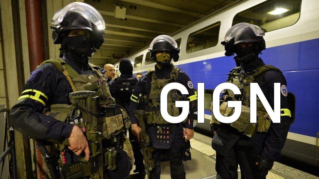 GIGN French Gendarmerie Elite Unit Military videos