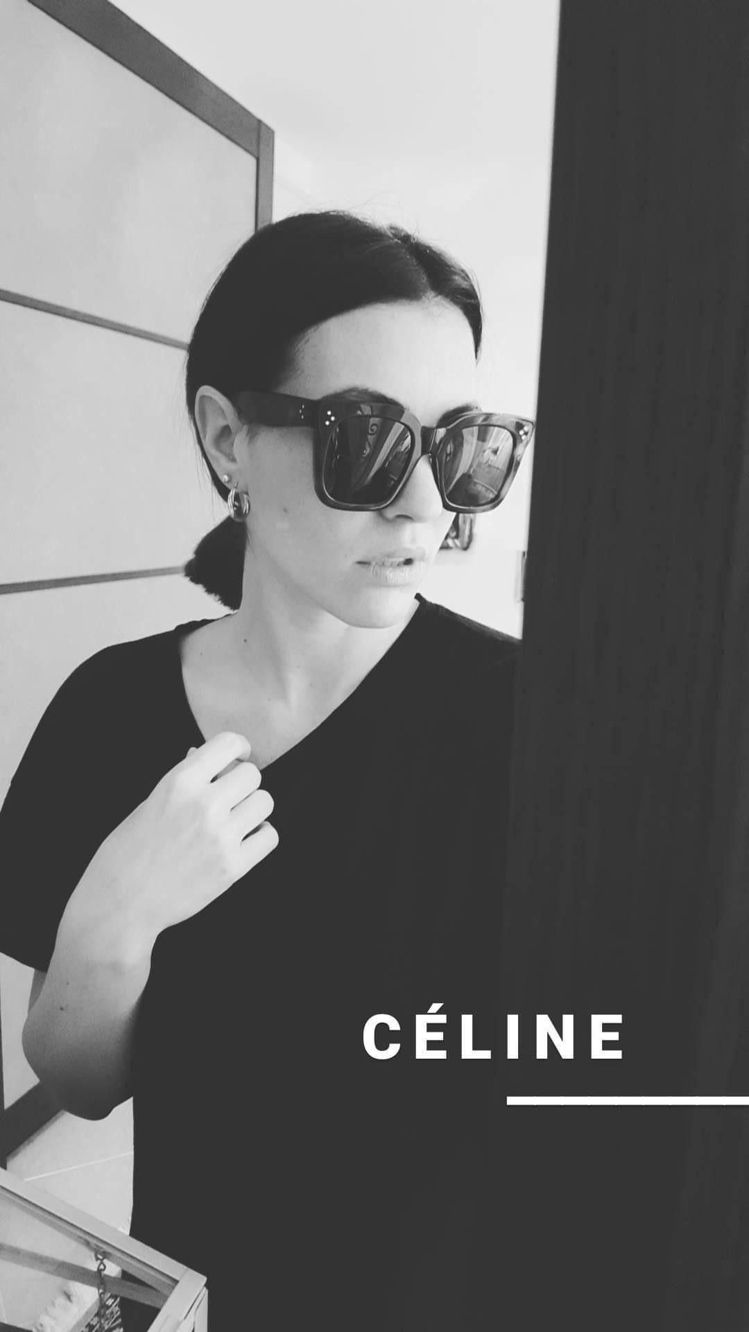 42410cf688 Tilda Céline sunglasses