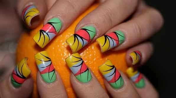 Crazy Nail Designs Crazy Nail Designs Wild One Forever