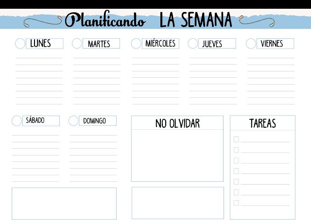 Imprimibles Printables Organizadores Semanales A4 Gratis Free Descargar Plan Organizador Semanal Agenda Semanal Para Imprimir Imprimibles Organizadores