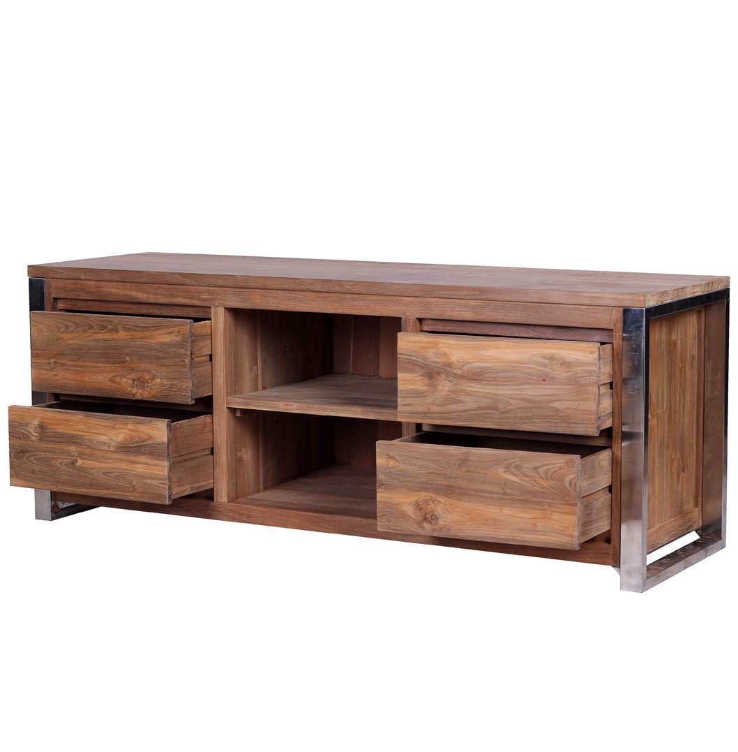 Pin By Chris Lloyd On Living Room Pinterest Teak Furniture  # Meuble Tv Oriental