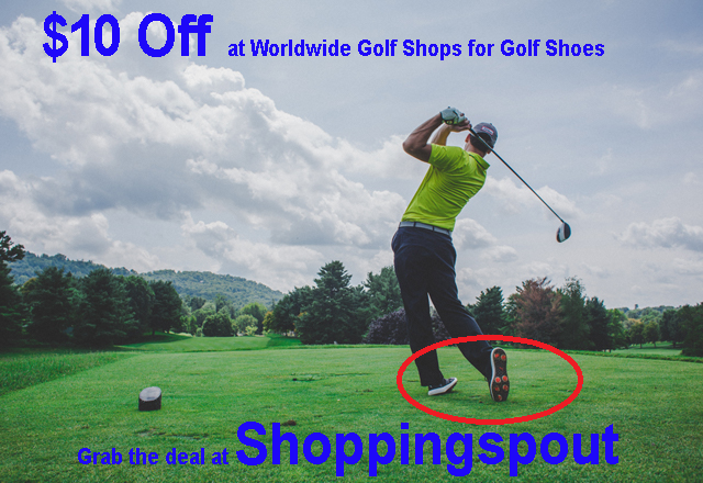 With Worldwide Golf Shops Coupon Code Save 10 On Shoes Golf Shop Shopping Golf