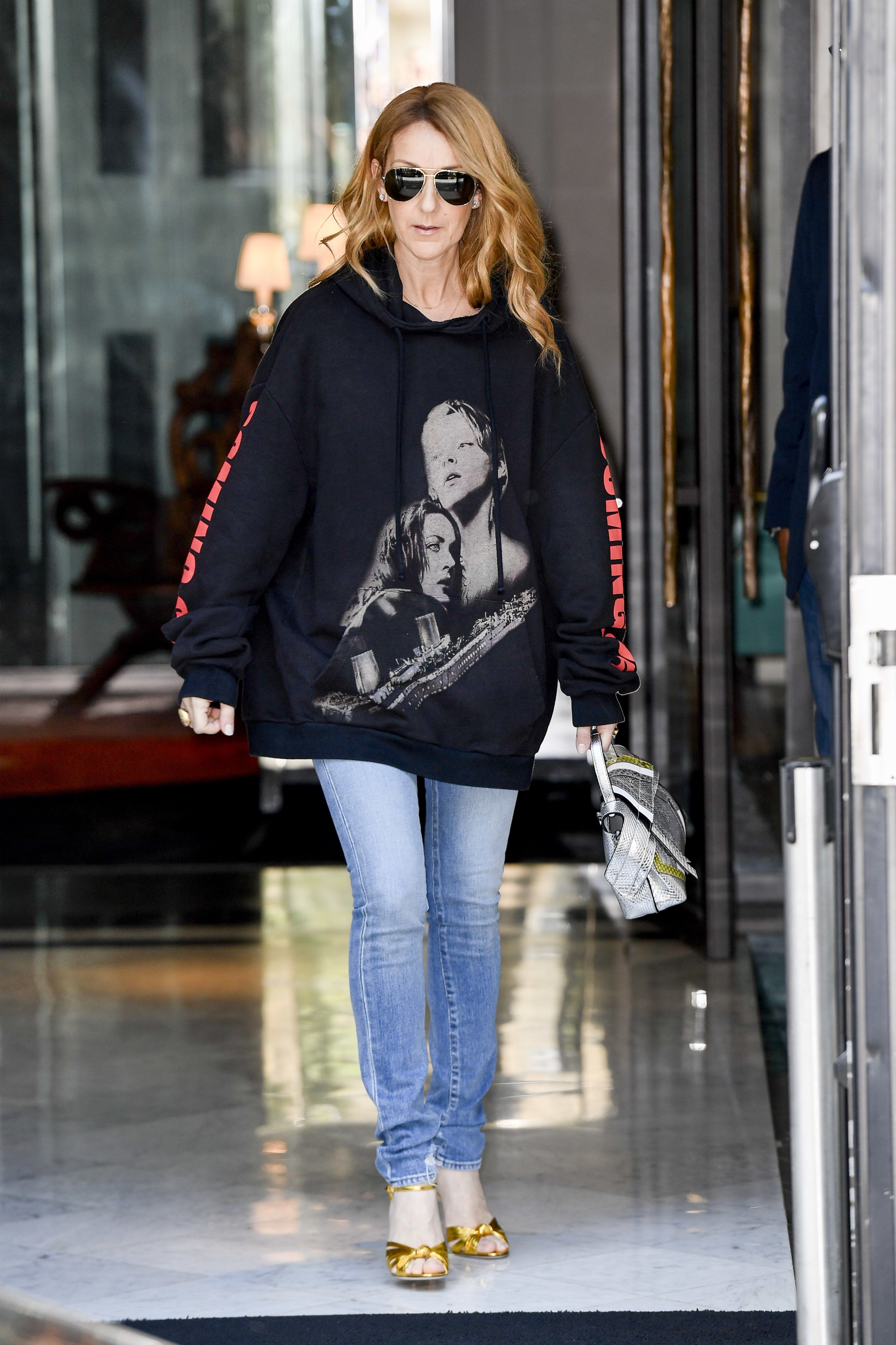 b5710e1d012 ICYMI  Celine Dion Is Still the Reigning Champion of Couture Fashion ...